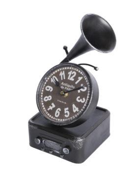 Đồng hồ hoa đen số thường