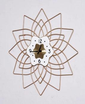 Đồng hồ sắt vàng 60cm