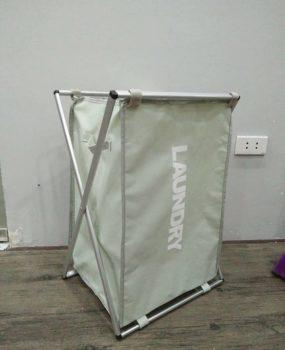 Sọt Laundry giá chéo (40x60cm)
