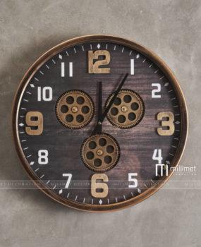 Đồng hồ 3 bánh răng tròn D=45