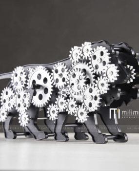 Đồng hồ bánh răng sư tử
